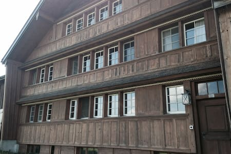 Tolles Bauernhaus mit Aussicht - Schwellbrunn - Hus
