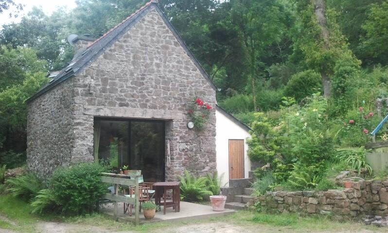 Loue charmant penty à Plougastel - Plougastel-Daoulas - Huis