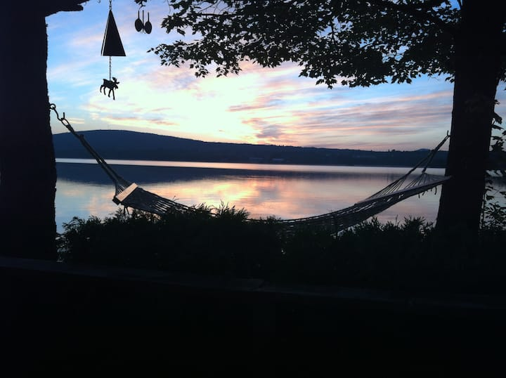 Charming Cabin on Moosehead Lake!