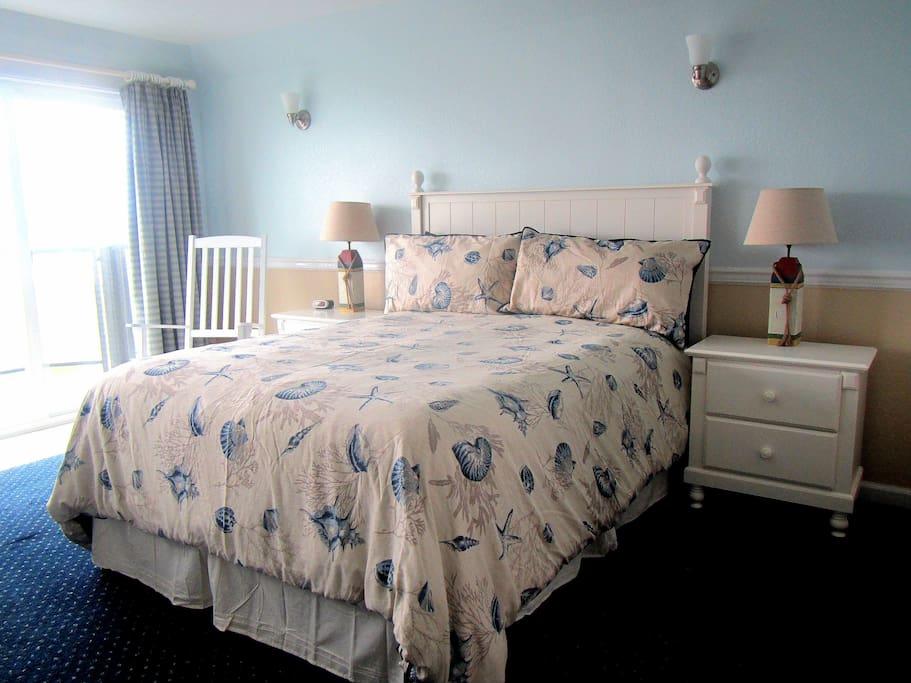 Unit #2 Master Bedroom