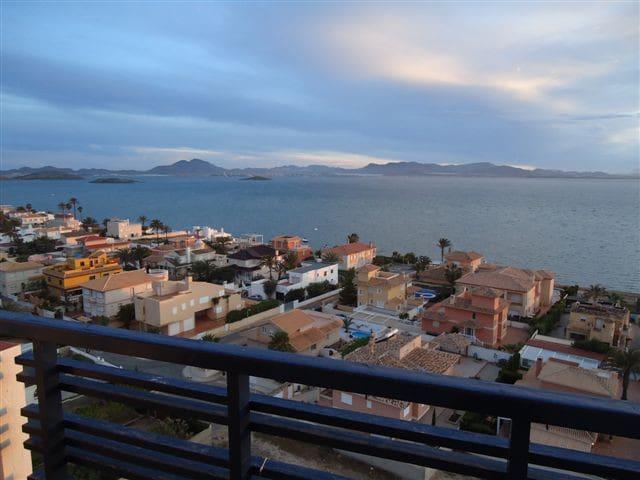 Estudio con vistas espectaculares - San Javier