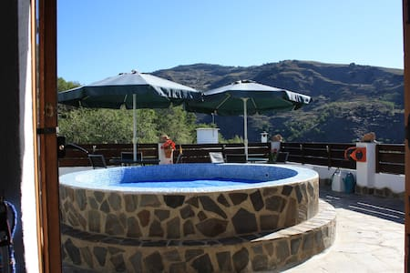 A beautiful spot in the Alpujarras 2 (B&B-room) - Alpujarra de la Sierra