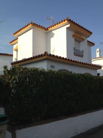 Chalet in Matalascañas Beach - Matalascañas - Haus