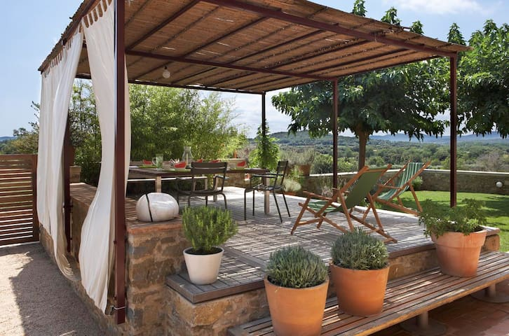House in Empurda in Catalonia (ES) - Ullastret - บ้าน