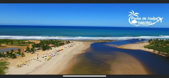Apartamento proximo a praia Porto de Sauipe