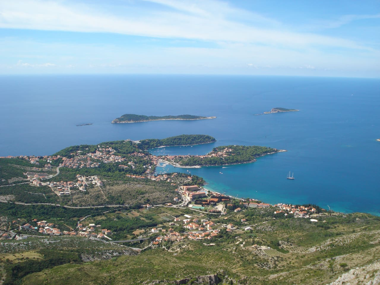 View over Cavtat