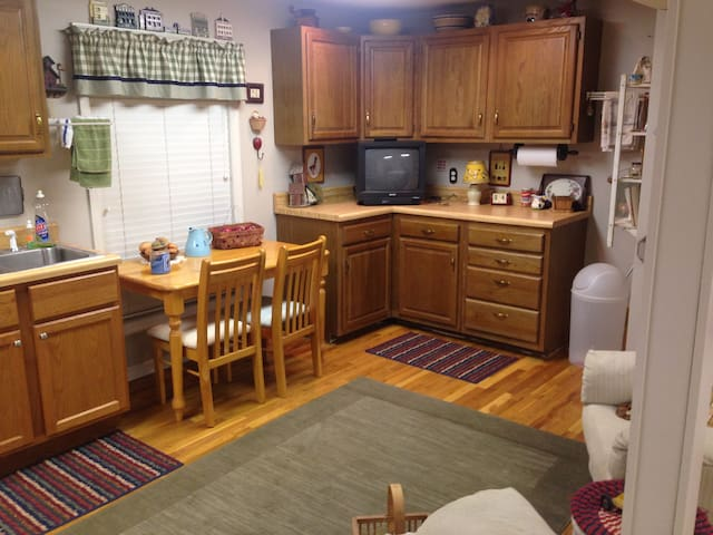 Private Studio Apartment - Knoxville - Byt