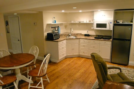 Bachelor Apartment in South End - Halifax