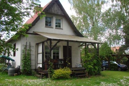 Rustic lakehouse in Nowa Wieś - Nowa Wieś Ostródzka
