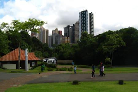 4 pièce au Jardin Botanique - Curitiba - Apartment
