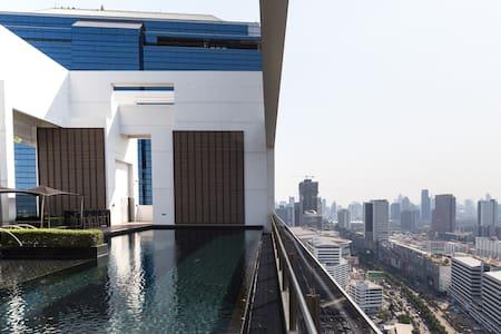 Designer room new condo 3mins MRT - Appartamento