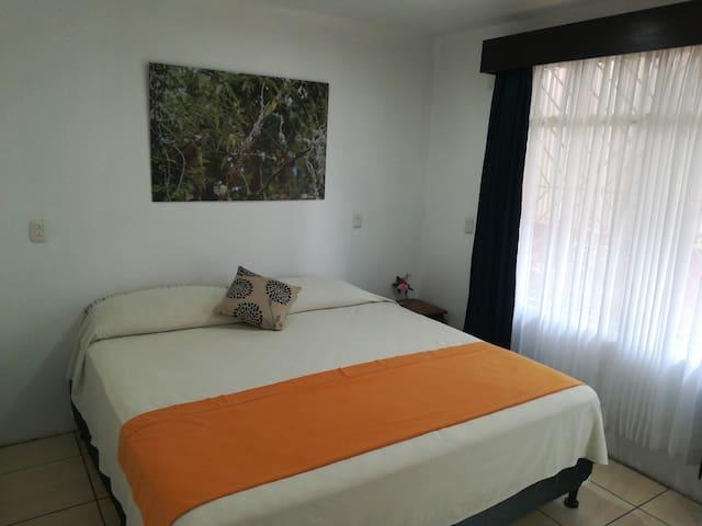 Lindo apartamento para viajeros.
