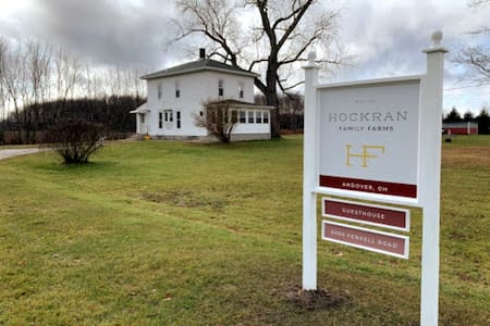 Hockran Family Farms Guesthouse