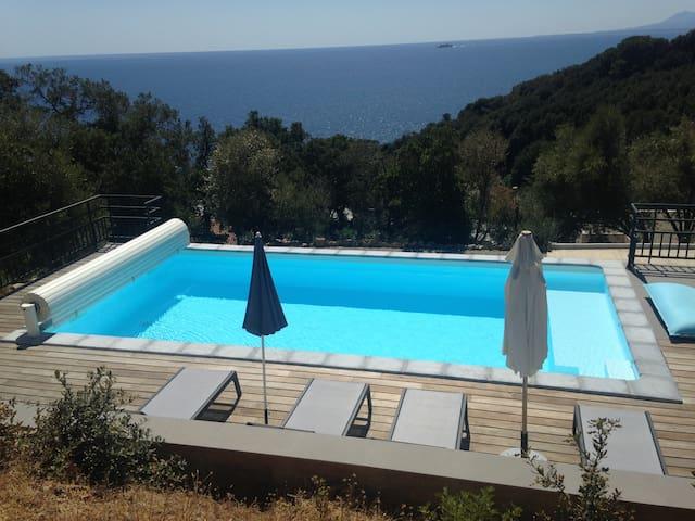 Suite privée Erbalunga Cap Corse