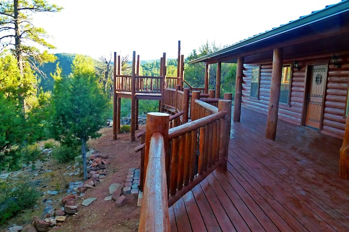 The Eagles Nest Hillside Retreat! - Payson - Cabane