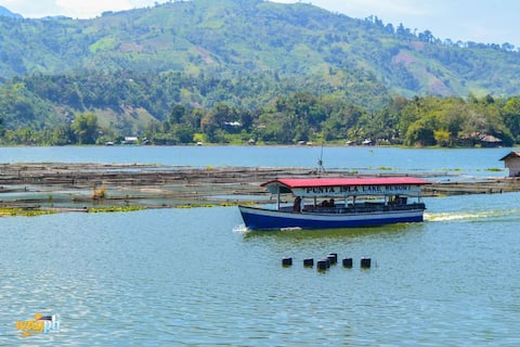 Lake holon, lake sebu, koronadal city, small house