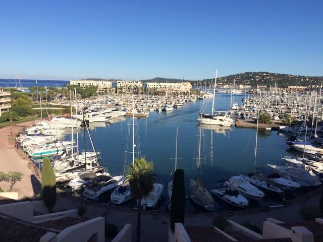 Coucher de soleil sur Saint-Tropez - Cogolin - Leilighet