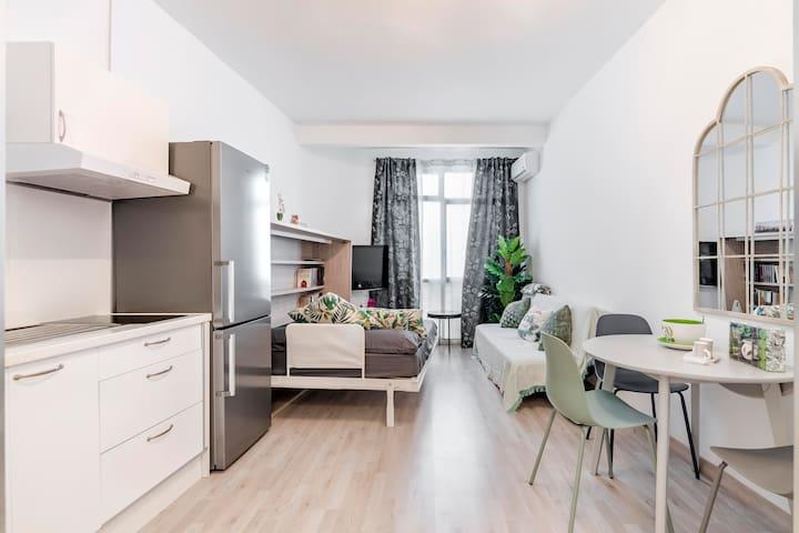 Eco Apartment in Gran Via