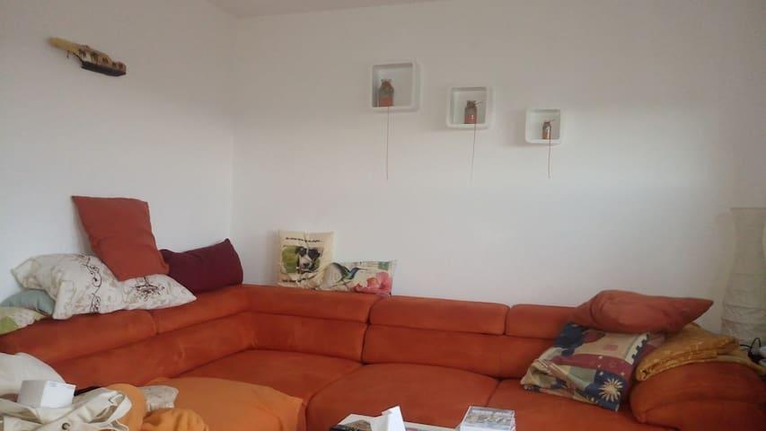 Kleine Penthousewohnung mit Weitblick - Metzingen