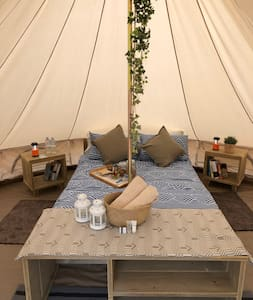 Glamping Tent (Acacia) @ Crossover