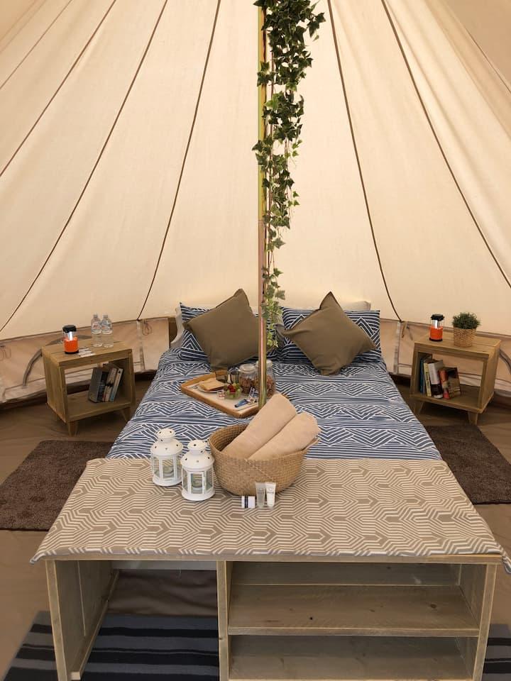 Glamping Tent (Acacia) @ Crossover