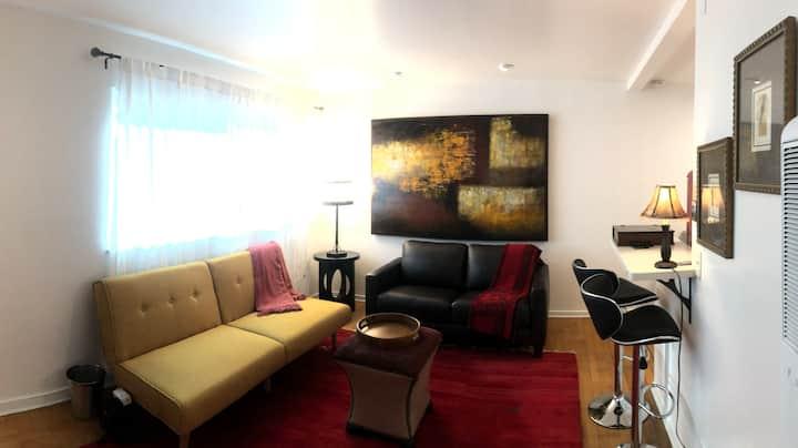 Sunny 1-Bedroom in the Heart of Elmwood