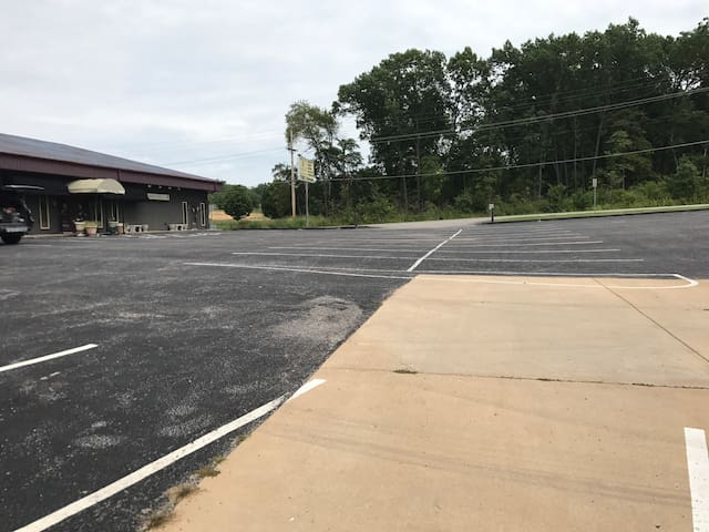 Eclipse Viewing Party - Parking Space Totality #23
