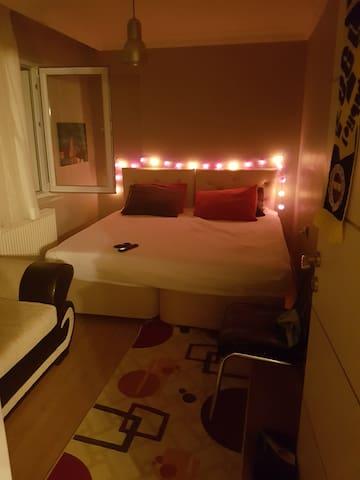 Temiz huzurlu bir ev ortamı - Nilüfer