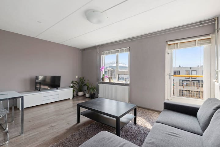 Beautiful 1 bedroom apartment in Amsterdam
