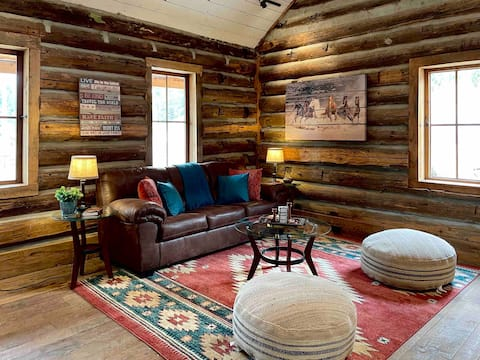 The Cabin at Greycliff Ranch