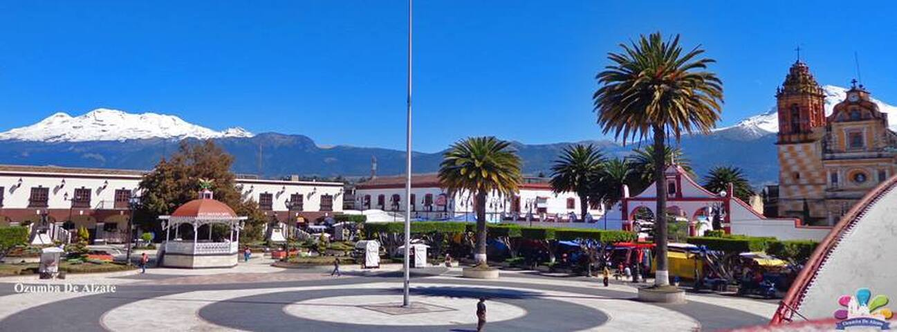 Historic Magic Town-Ozumba de Alzate
