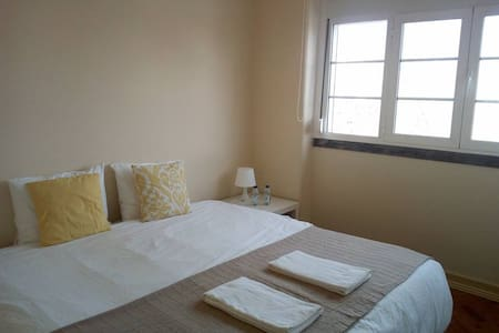 Double room 5 min from airport and Meo Arena - Lisboa - Apartment