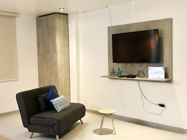 Moderno Departamento en Punta Rocas, Punta Negra