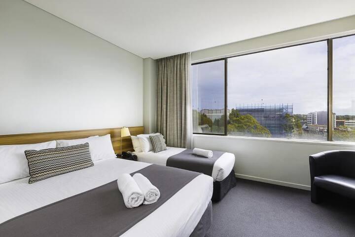 Metro Hotel Miranda - Superior Twin Room