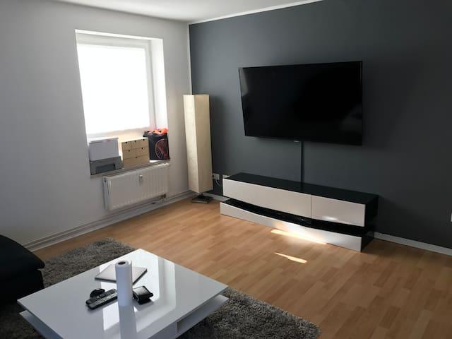 Wunderschöne saubere Wohnung