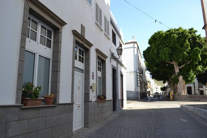 Casa Álamo Agaete Centenaria