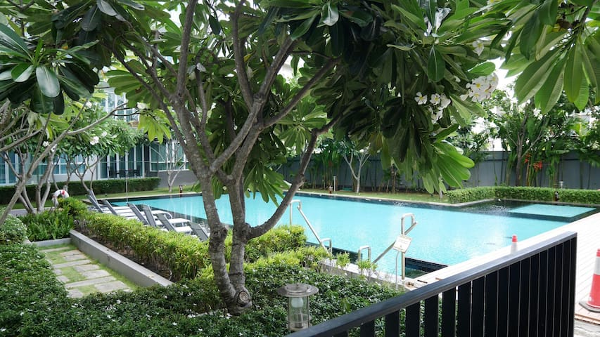 2Bed Seaside Beach& Pool View condo - Nong Kae,  Prachuap Khiri Khan - Apartmen