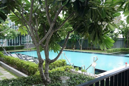 2Bed Seaside Beach& Pool View condo - Nong Kae,  Prachuap Khiri Khan - Lejlighed