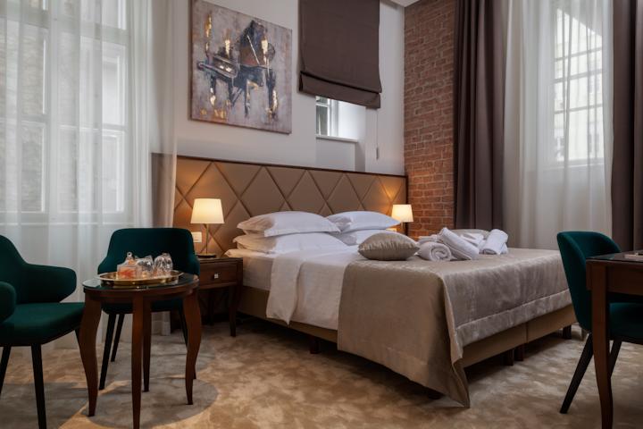 Luxury Rooms TILIA 4*, Room with balcony