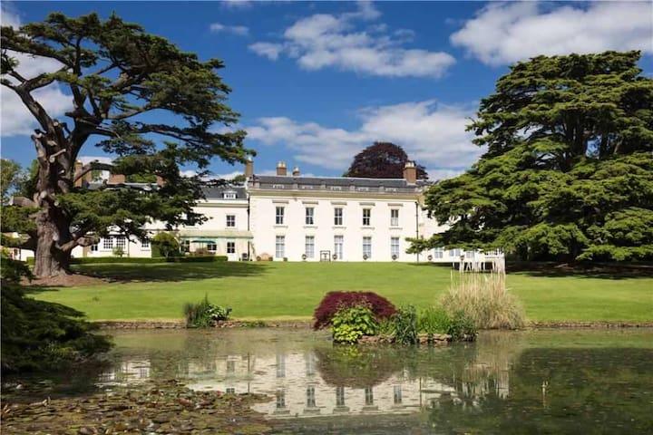 Moulton Grange Grade 2 listed Mansion