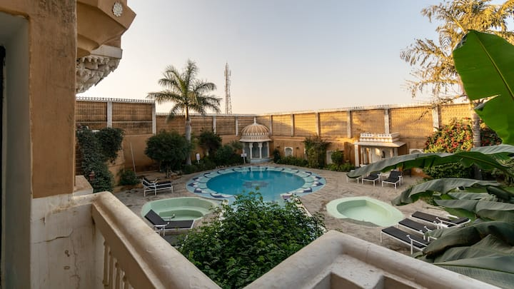 Mahua Boutique | 1br in a Royal Palace