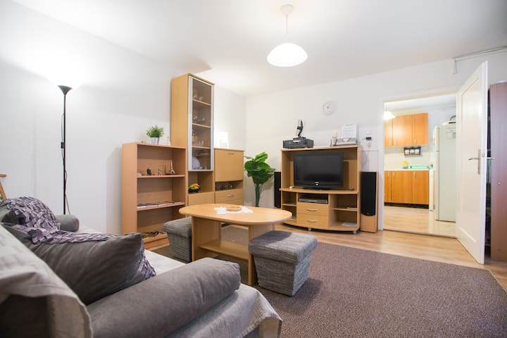 Apartman Kika 2 *** + private P
