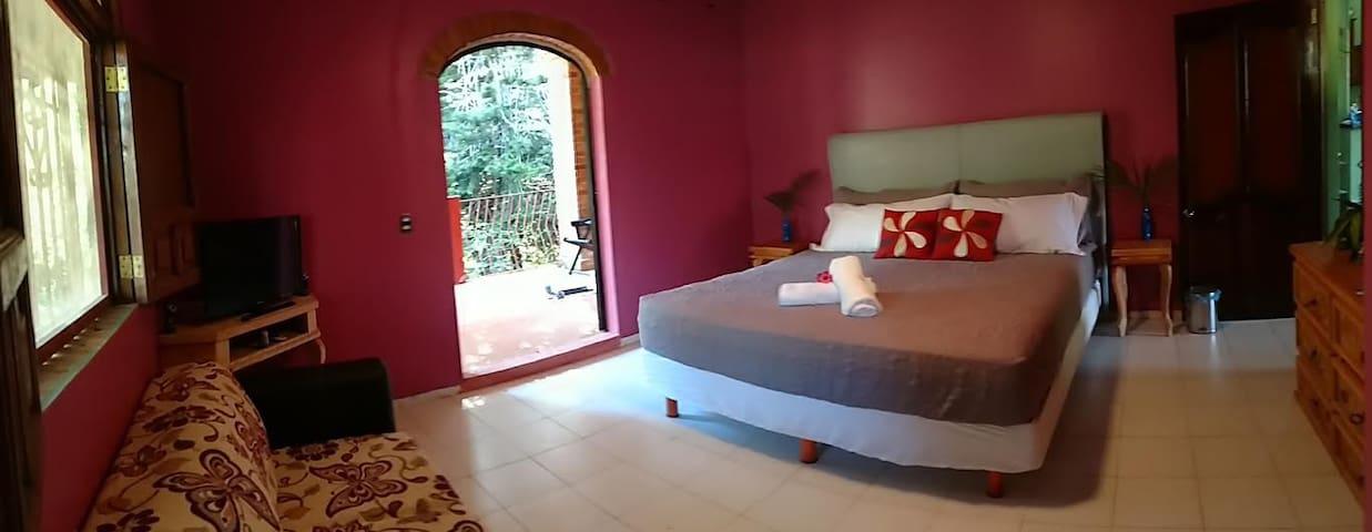 La Joya De Tuito B&B Boutique Resort King Room - El Tuito - Bed & Breakfast
