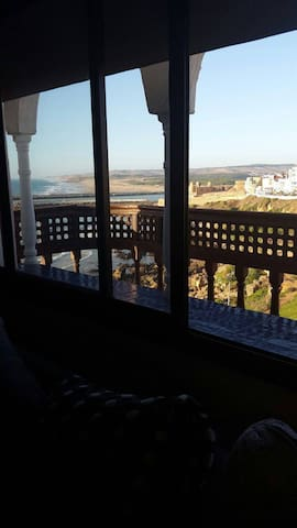 Amazing flat with sea views - Larache - Pis