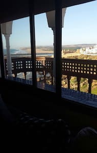 Amazing flat with sea views - Larache - Huoneisto