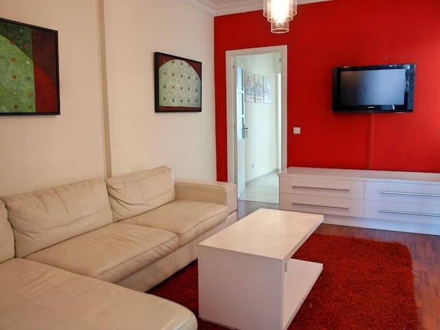 Nice apartment with garage and much more in Telde!