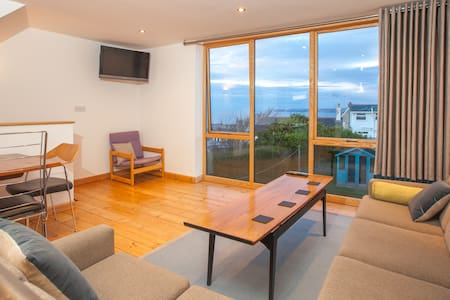 Beautifully furnished house with lovely sea views! - Port Isaac