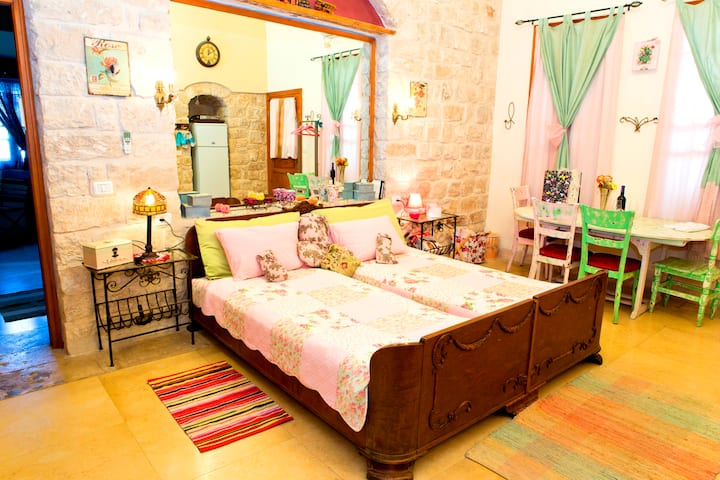 BeitYosef 2rooms suite in Safed
