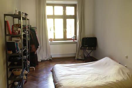 Central room at Rotkreuzplatz - München - Apartment
