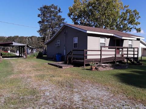 Bayou-side Cabin